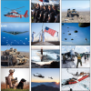 View Extra Image 1 of 1 of American Armed Forces Wall Calendar - Spiral