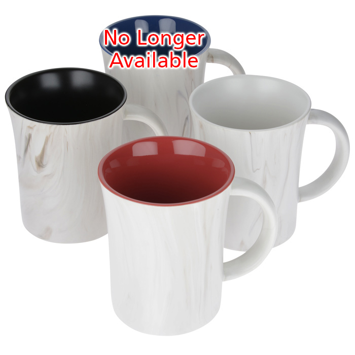 4imprint Com Marble Look Mug 13 Oz 135255 Imprinted