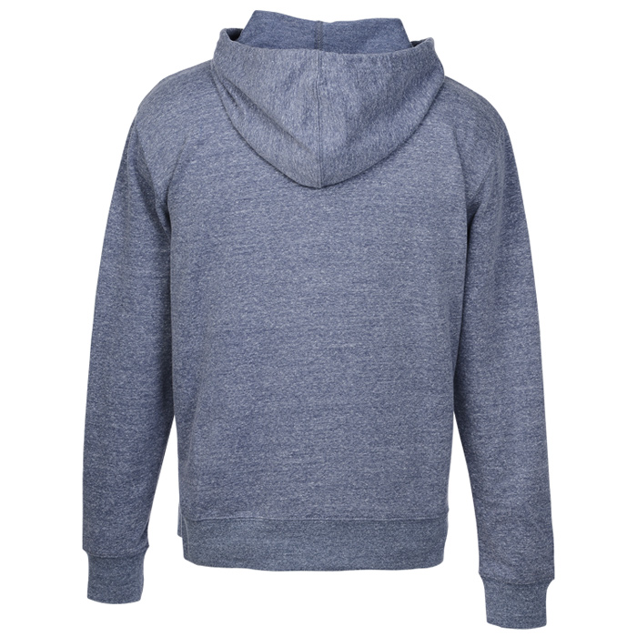 c7f533117bc 4imprint.com  French Terry Snow Heather Hoodie - Embroidered 135303-E