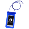 View Extra Image 1 of 3 of Waterproof Phone Pouch with Neck Cord