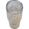 View Extra Image 1 of 1 of Celebration Tumbler with Straw - 26 oz. - 24 hr