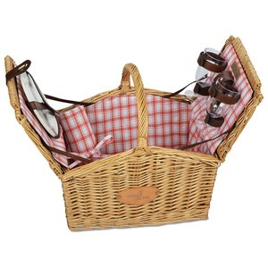 Picnic Time Piccadilly Picnic Basket Image 3 of 7