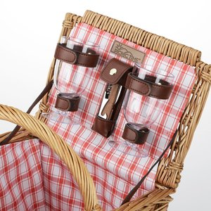 Picnic Time Piccadilly Picnic Basket Image 5 of 7