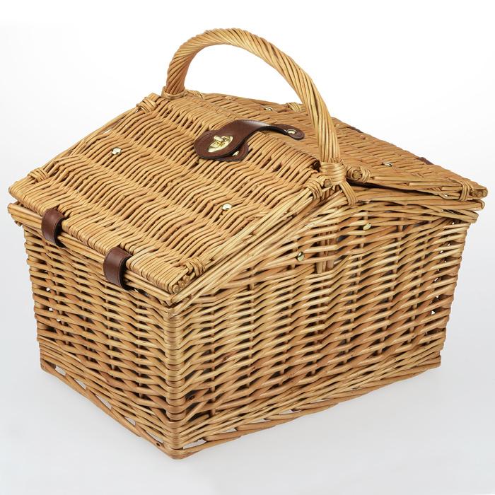 Piccadilly Picnic Basket For 2 : Imprint picnic time piccadilly basket hr
