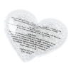 View Image 2 of 2 of Mini Hot/Cold Pack - Heart - 24 hr