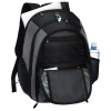 View Extra Image 2 of 3 of Titanium Laptop Backpack - Embroidered