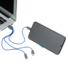 View Image 2 of 7 of 3-in-1 Cable Wrap - 24 hr