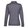 View Extra Image 1 of 2 of Ice Performance Pique Long Sleeve Polo - Ladies'