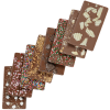 View Extra Image 1 of 4 of Gourmet Belgian Chocolate Bar - 1 oz.