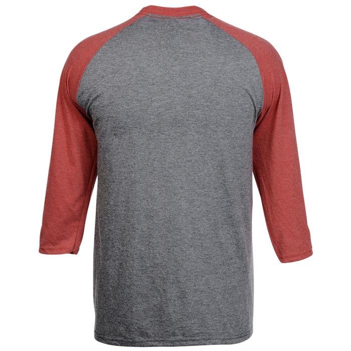 9c452288 4imprint.com: Ideal 3/4 Sleeve Raglan T-Shirt - Men's 137966-M