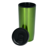 View Extra Image 2 of 2 of Custom Accent Stainless Travel Mug - 16 oz. - Colors - Laser Engraved
