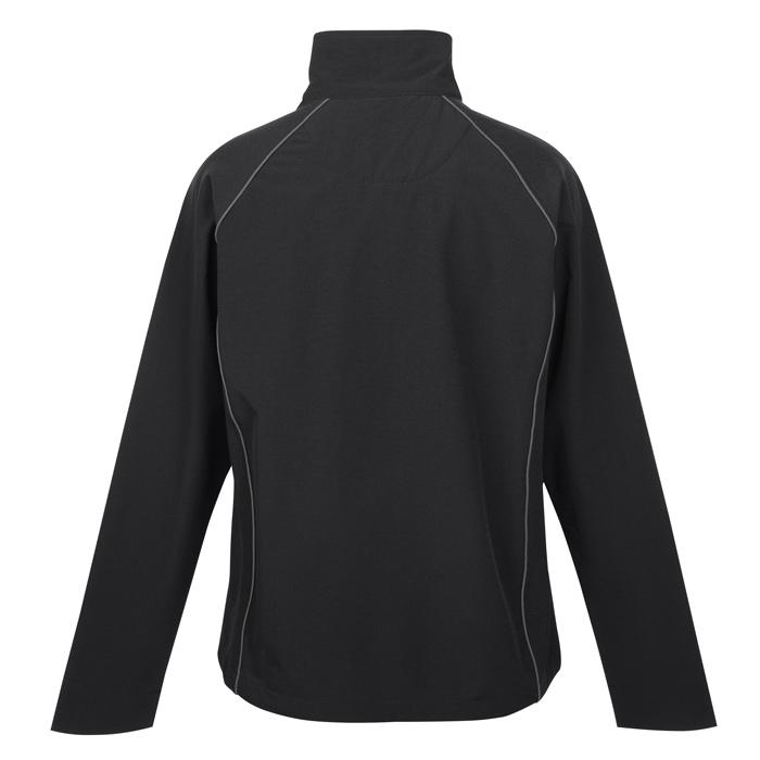 5050ac82d18 4imprint.com: FILA Hamilton Raglan Soft Shell Jacket - Men's 138313-M