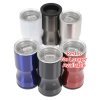 View Extra Image 5 of 5 of Urban Peak 3-in-1 Insulator/Travel Tumbler - 12 oz. - Full Color