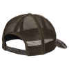 View Extra Image 1 of 1 of Richardson Washed Mesh Back Trucker Cap - Camo
