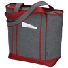 View Extra Image 3 of 4 of Koozie® Heathered Outdoor Kooler Tote