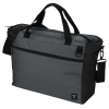"View Extra Image 3 of 3 of Tranzip Brief 15"" Laptop Tote - Embroidered"