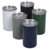 View Extra Image 1 of 2 of Sherpa Vacuum Travel Tumbler and Insulator - 11 oz. - Speckled