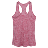 View Extra Image 1 of 2 of Voltage Heather Racerback Tank - Ladies - Screen
