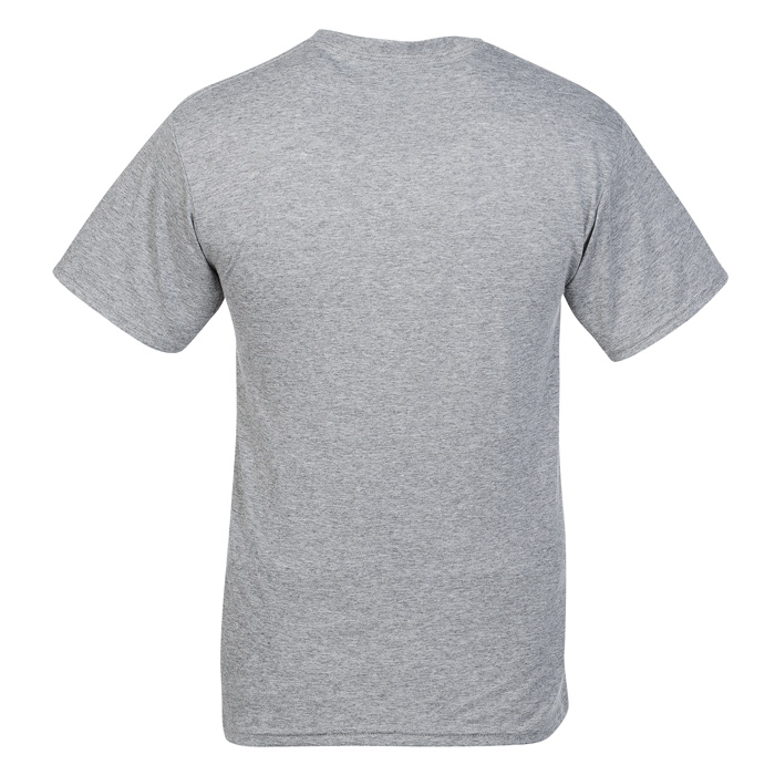 0726500c 4imprint.com: Jerzees Dri-Power Tri-Blend T-Shirt - Men's - Screen  139757-M-S