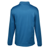 View Extra Image 1 of 2 of Spin Dye Long Sleeve Pique Polo - Men's