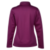 View Extra Image 1 of 2 of Spin Dye Long Sleeve Pique Polo - Ladies'