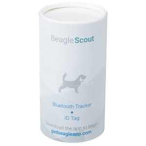BeagleScout Two-Way Tracker And Luggage Tag Image 1 of 3