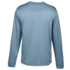 View Image 2 of 3 of Spin Dye Jersey LS Tee - Men's - Screen