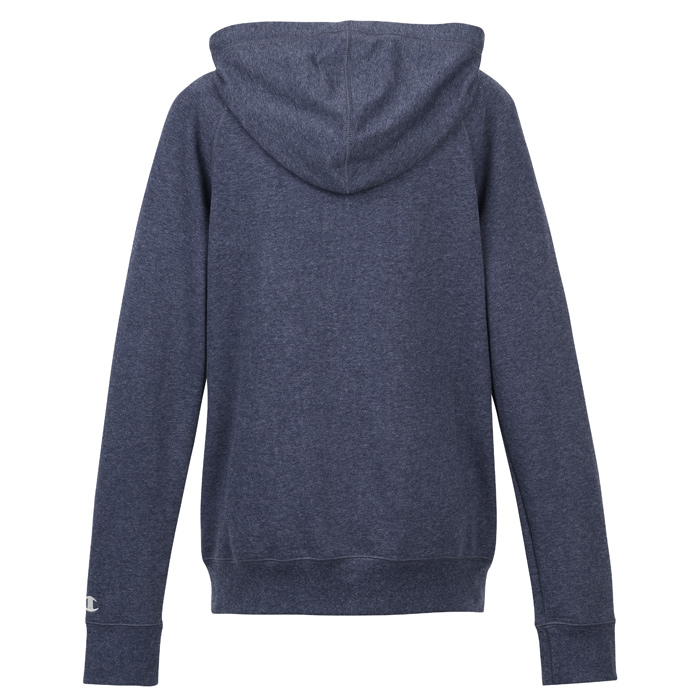 d565a664b83d 4imprint.com  Champion Originals French Terry Full-Zip Hoodie - Ladies  -  Embroidered 140598-E