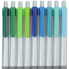 View Extra Image 1 of 3 of Alamo Pen - Silver - Opaque