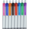 View Extra Image 1 of 1 of Alamo Pen - Silver - Translucent