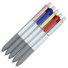 View Image 2 of 2 of Alamo Stylus Pen - Silver - Metallic