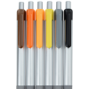 View Extra Image 3 of 3 of Alamo Stylus Pen - Silver - Opaque