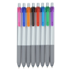 View Extra Image 1 of 1 of Alamo Stylus Pen - Silver - Translucent - 24 hr
