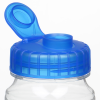 View Extra Image 1 of 2 of Refresh Surge Water Bottle with Flip Lid  - 16 oz. - Clear - 24 hr