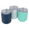View Extra Image 3 of 3 of Viking Lowball Vacuum Tumbler - 10 oz. - Full Color