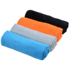 View Extra Image 1 of 3 of SubliPlush Velour Beach Towel - 30 inches x 60 inches - Heavyweight - Colors