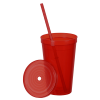 View Extra Image 1 of 1 of Grandstand Insulated Stadium Cup - 16 oz. - Lid
