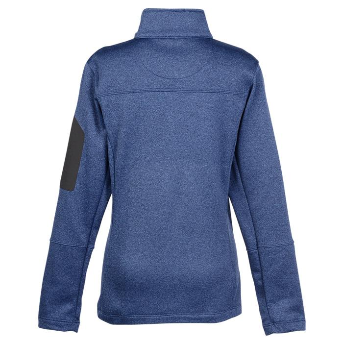 d9cea61f45c1e4 4imprint.com  Reebok Freestyle Tech Fleece Jacket - Ladies  141031-L
