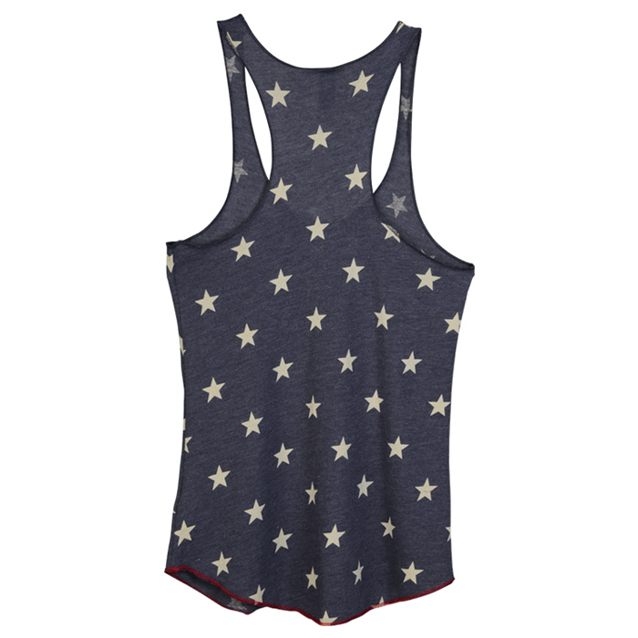 3365301389a06 4imprint.com  Alternative Jersey Racerback Tank Top - Ladies  - Pattern  141378-PTN