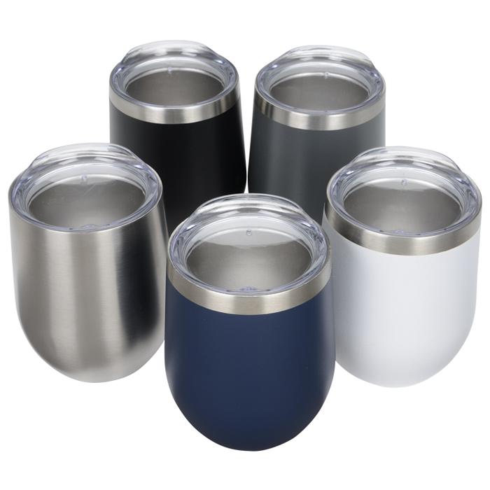 4imprint Com Corzo Vacuum Insulated Wine Cup 12 Oz