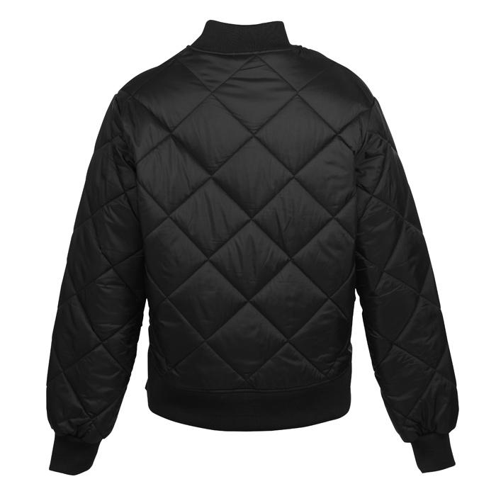 4imprint.com: Dickies Diamond Quilt Jacket 141603: Imprinted with ... : diamond quilt jacket - Adamdwight.com
