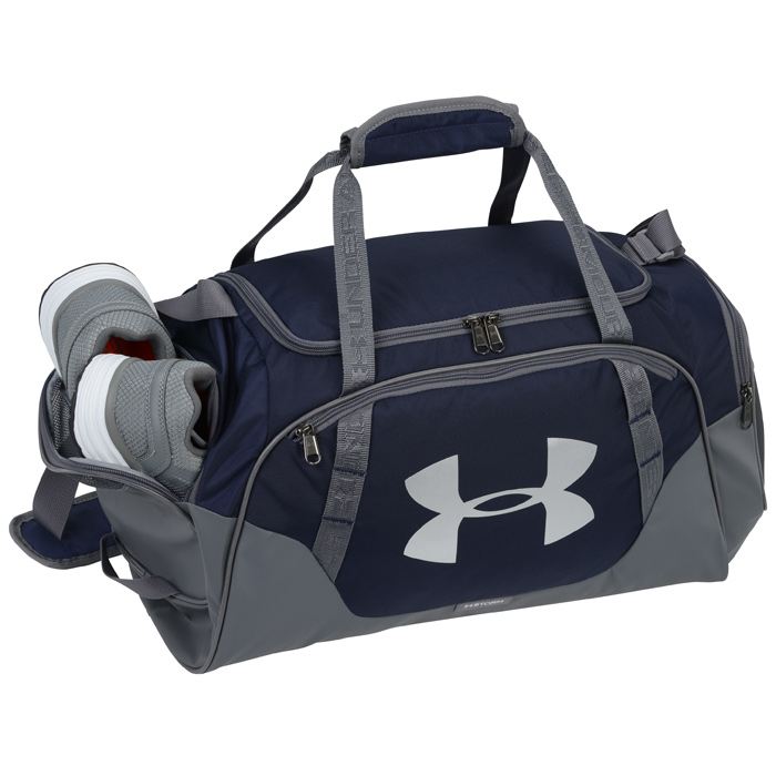 2ad1f37657 4imprint.com: Under Armour Undeniable Small 3.0 Duffel - Embroidered  141848-E