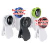View Image 5 of 7 of Fisheye Smartphone Lens with Clip