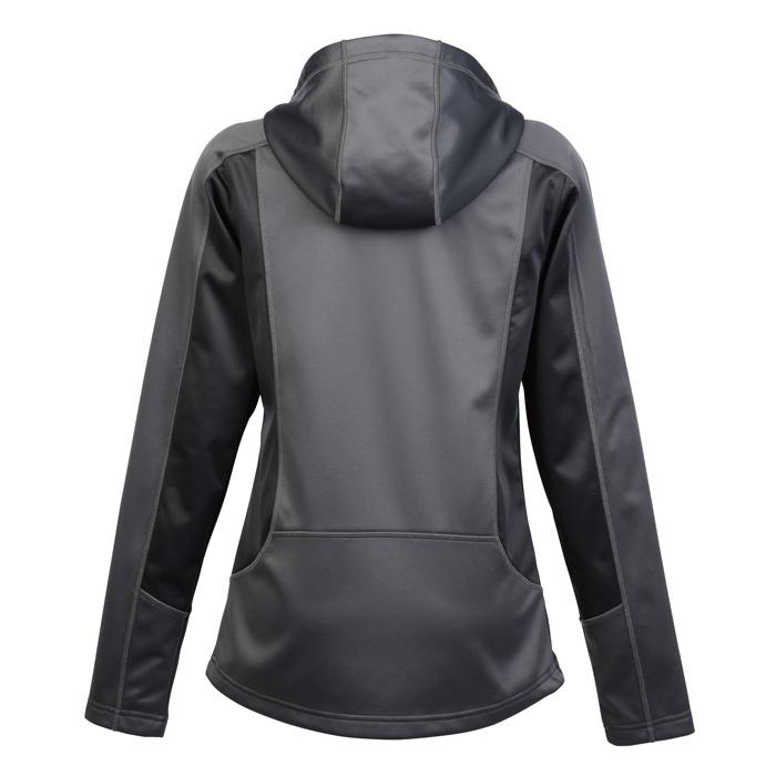2d39f2b6bc55 4imprint.com  Eddie Bauer Colorblock Soft Shell Jacket - Ladies ...