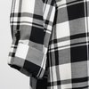 View Extra Image 2 of 3 of Plaid Flannel Shirt - Ladies'