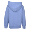 View Extra Image 2 of 2 of Independent Trading Co. Raglan Hoodie - Youth - Screen
