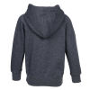 View Extra Image 2 of 2 of Independent Trading Co. Raglan Hoodie - Toddler - Screen
