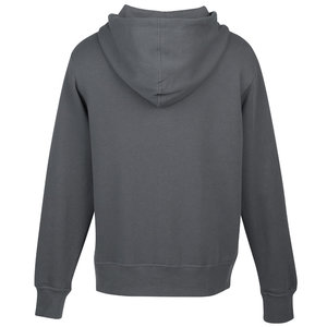Independent Trading Co. 6.5 oz. Full-Zip Hooded Sweatshirt - Screen Image 1 of 2