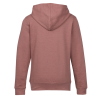 View Extra Image 1 of 2 of Independent Trading Co. Heavenly Fleece Hoodie - Ladies' - Screen