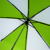 View Extra Image 3 of 3 of Two Tone Folding Umbrella - 42 inches Arc